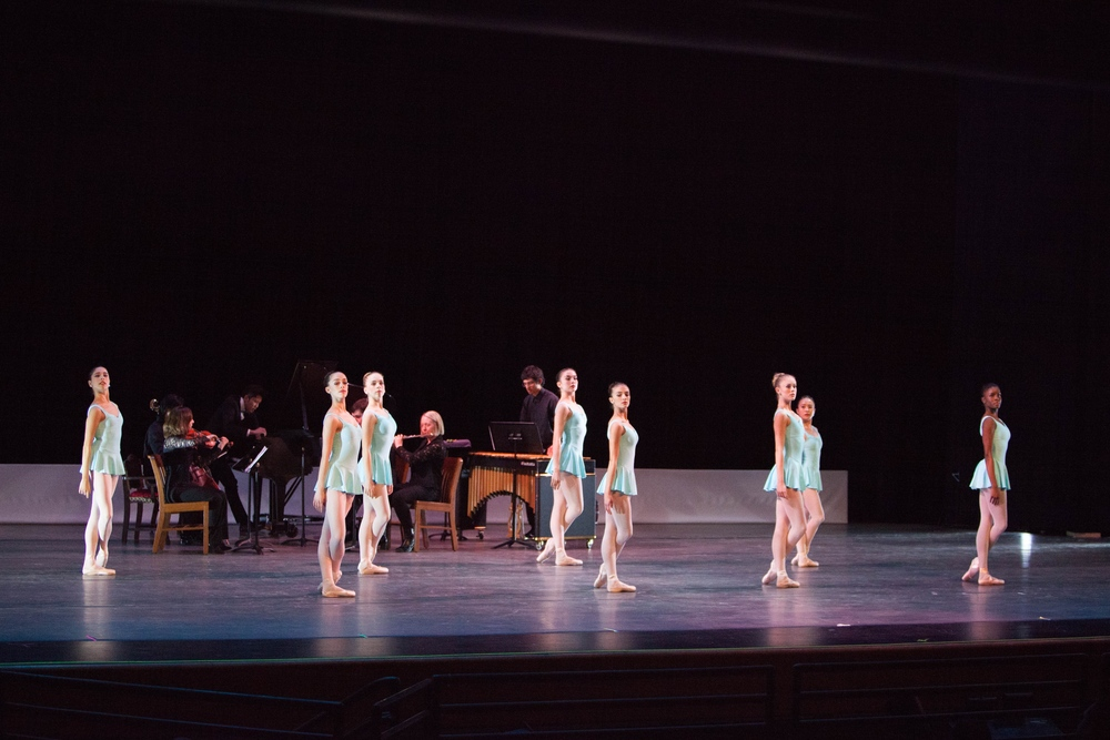 """Regarding Movement"" Rock School for Dance Education Performance"