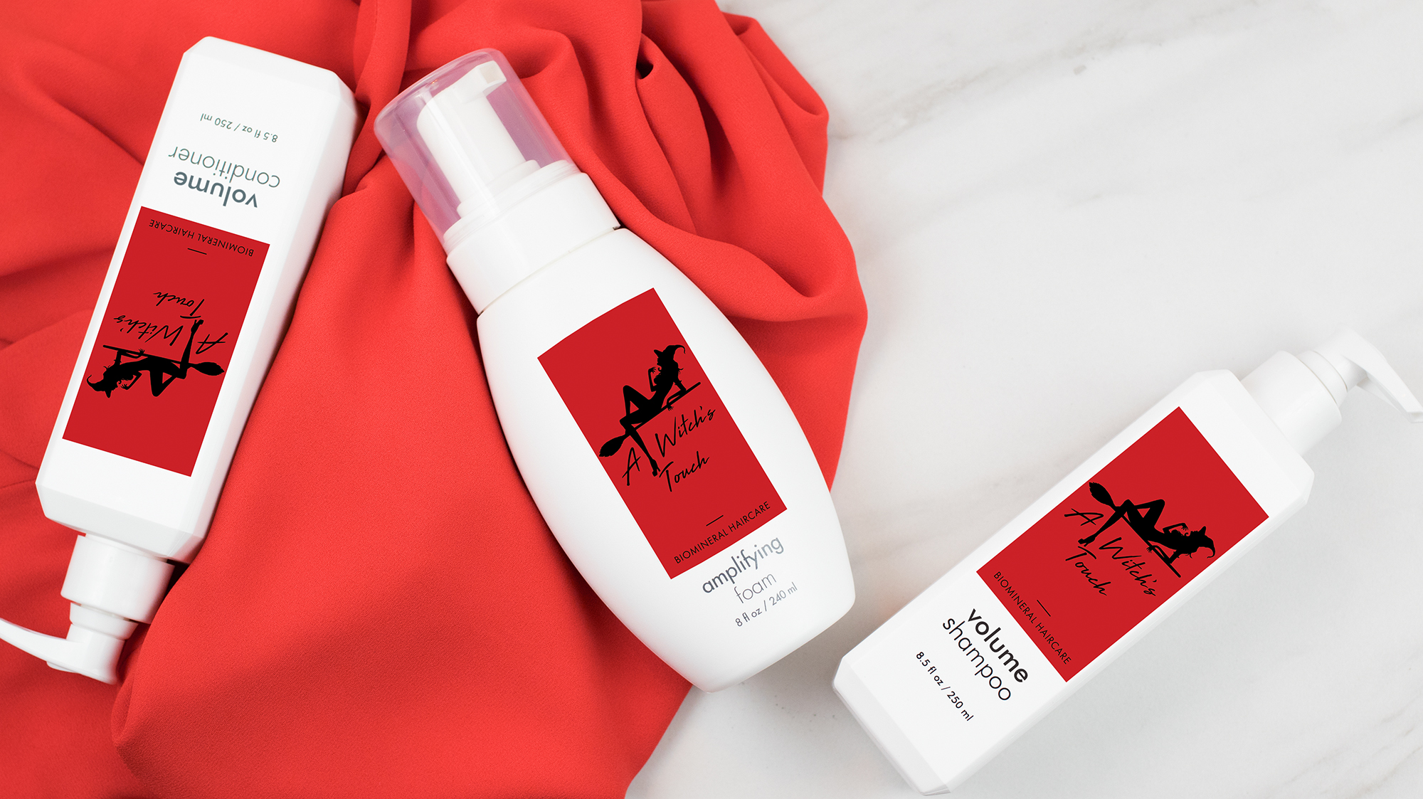 A Witch's Touch Bio-Mineral Haircare