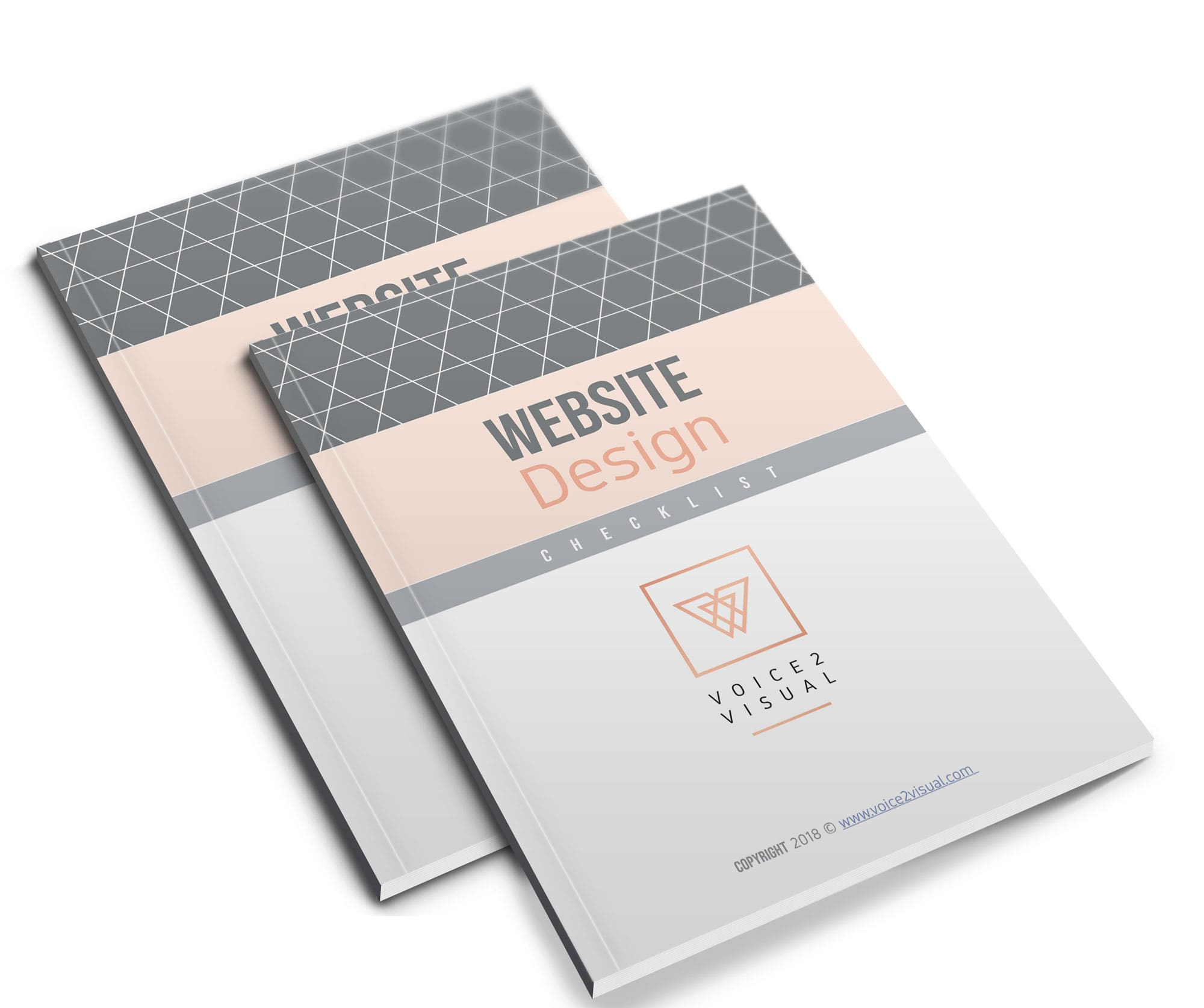 Web Design Checklist Free Download Voice2visual
