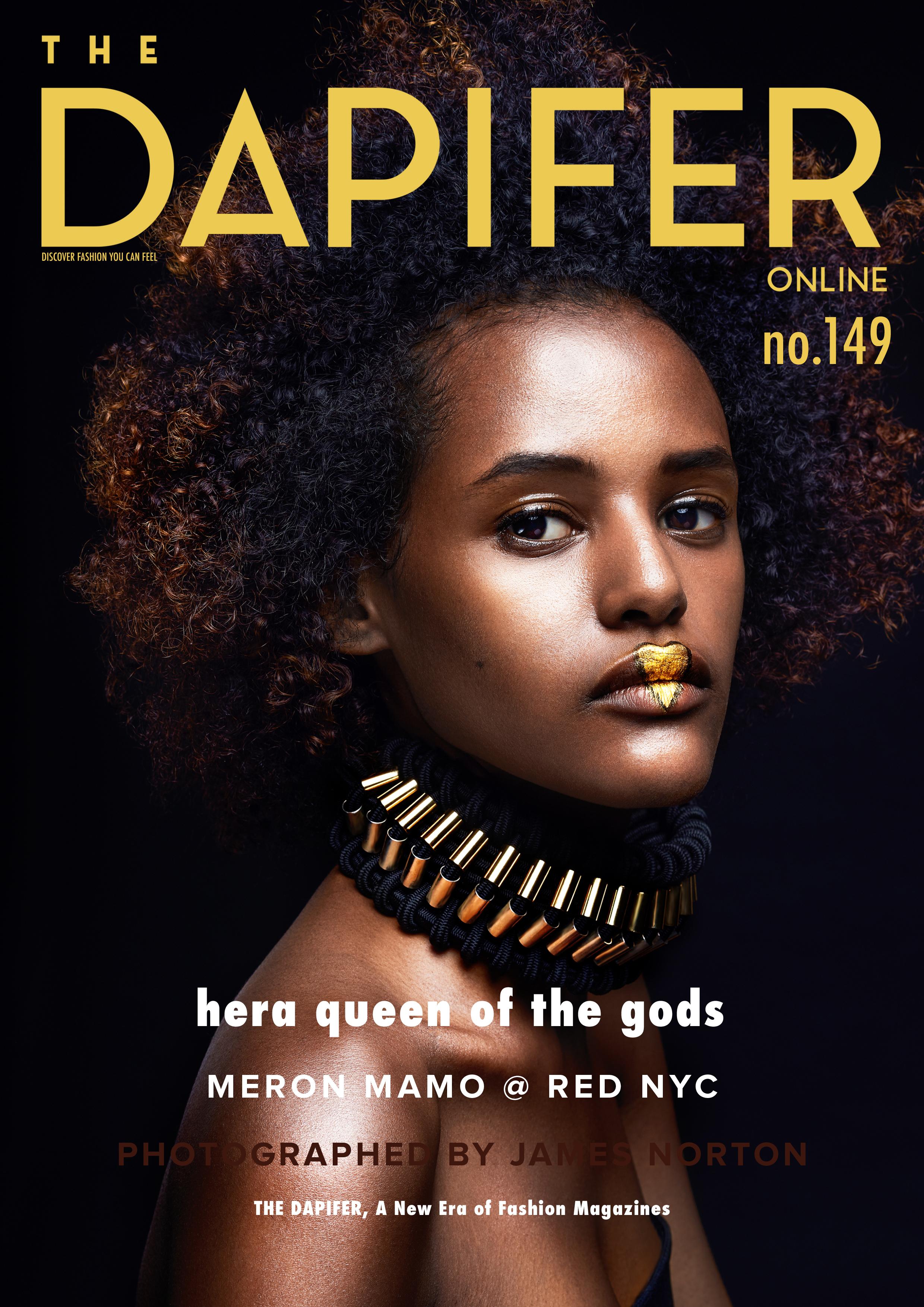 Meron Mamo by Photographer James Norton Fashion Editorial - The Dapifer.jpg