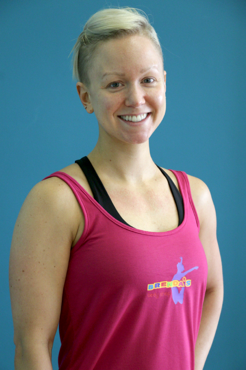 Alissa Gank - Instructor and Choreographer