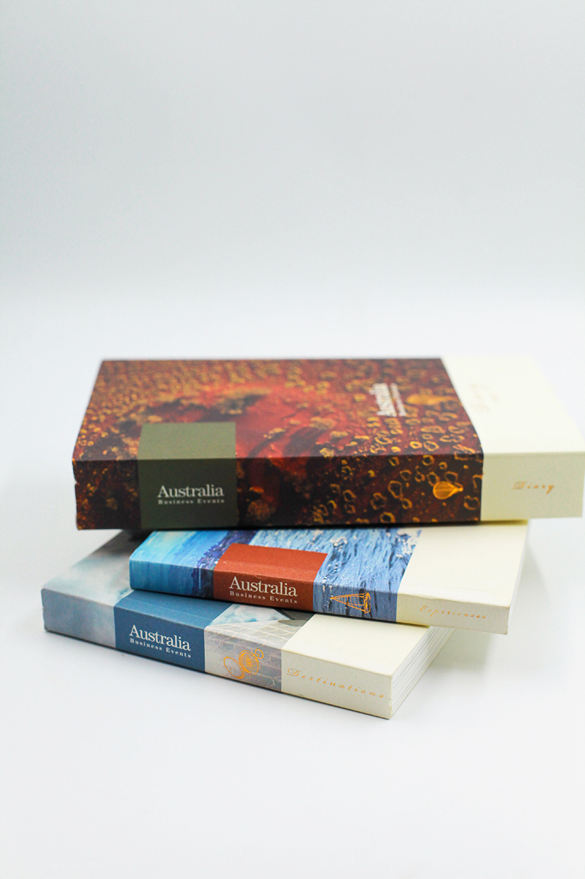 Tourism Australia   TARGETED BOOK PACK FOR GLOBAL CEO'S