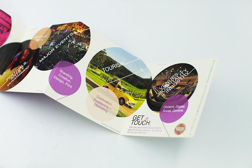 Milestone Creative   PROMOTIONAL COLLATERAL