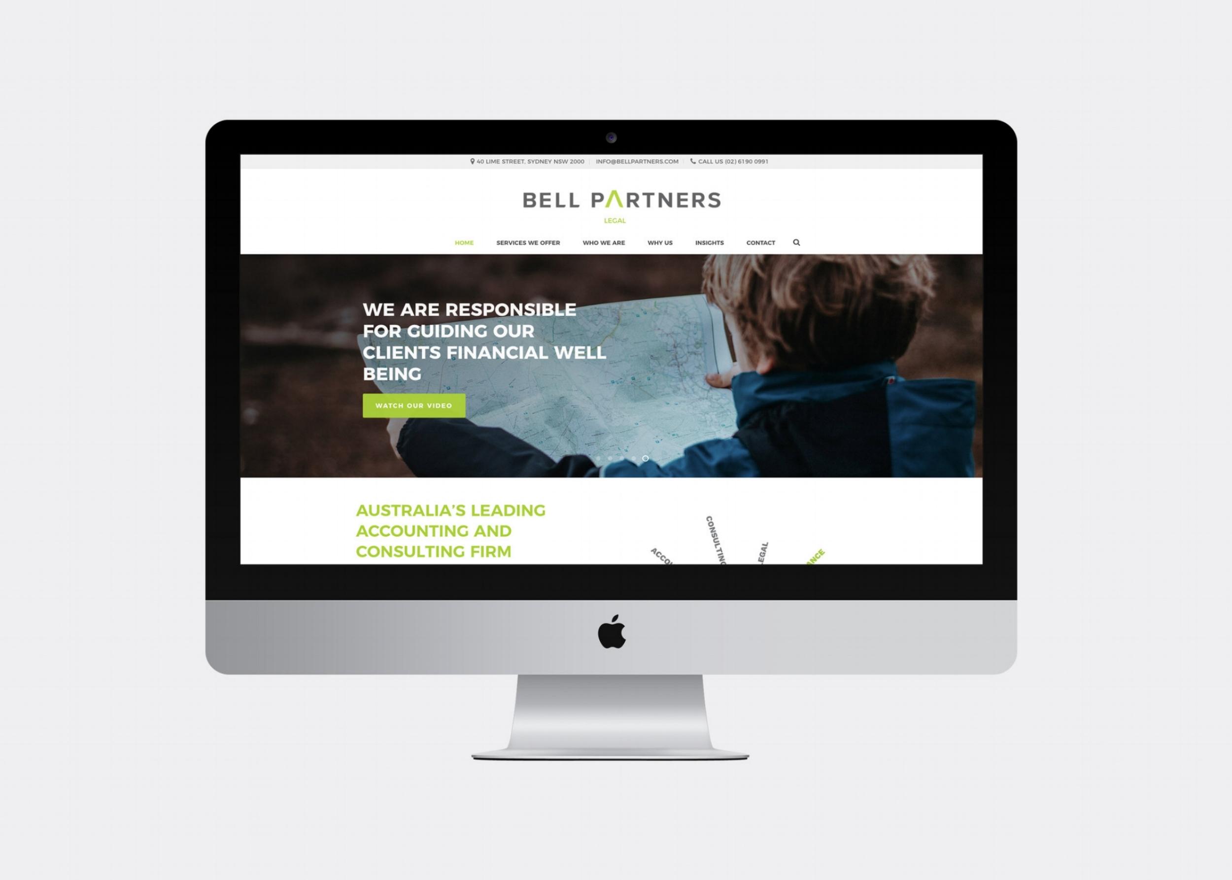 Bell Partners   IDENTITY & BRAND DEVELOPMENT | ASSET CREATION | FILM | COPYWRITING | WEB ASSETS | PHOTOGRAPHY | PROMOTIONAL CAMPAIGN
