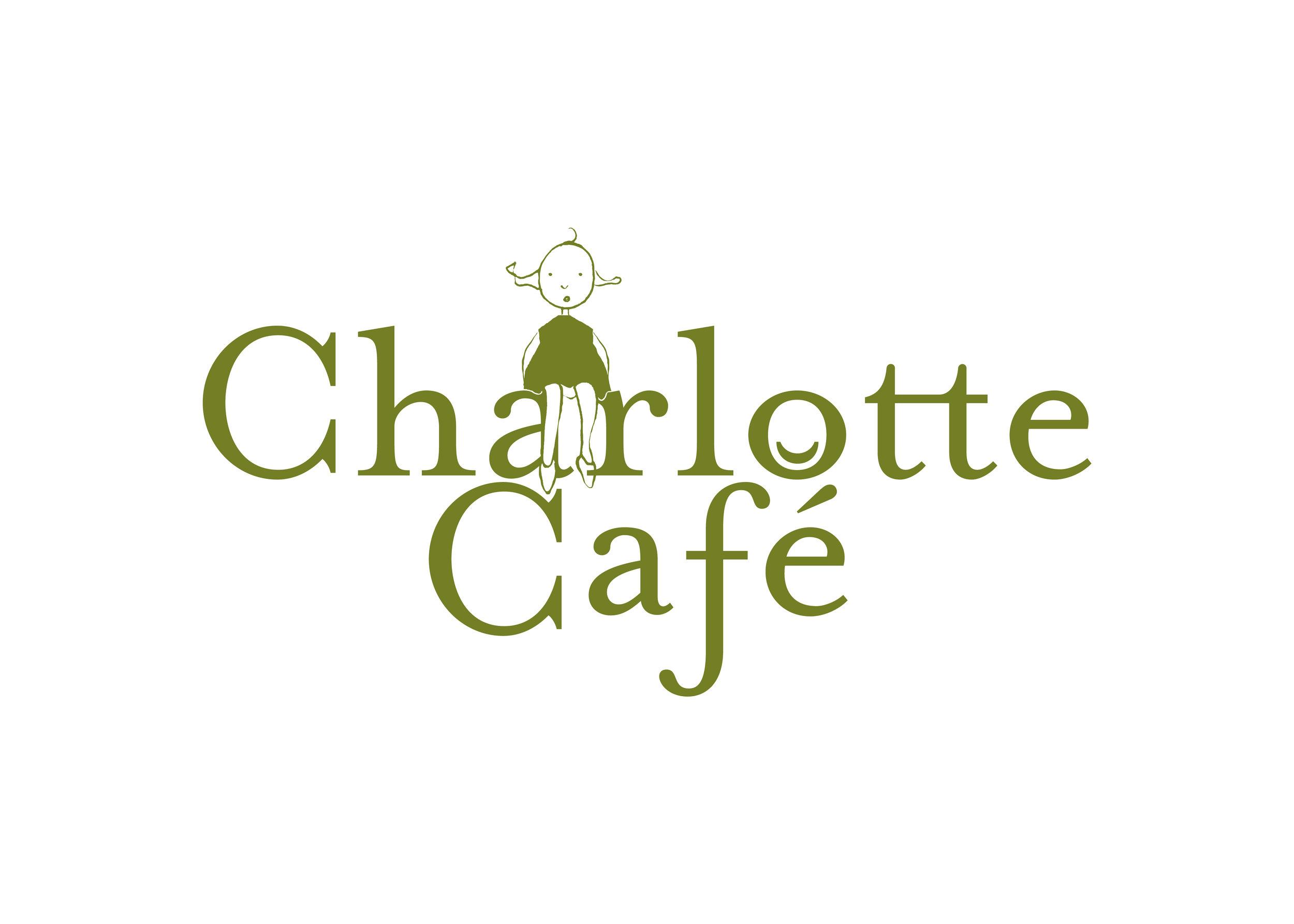 Charlotte Cafe   IDENTITY & BRANDING DEVELOPMENT