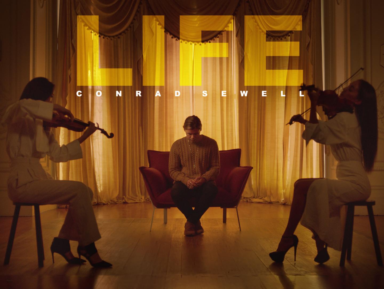 CONRAD SEWELL - 'LIFE'