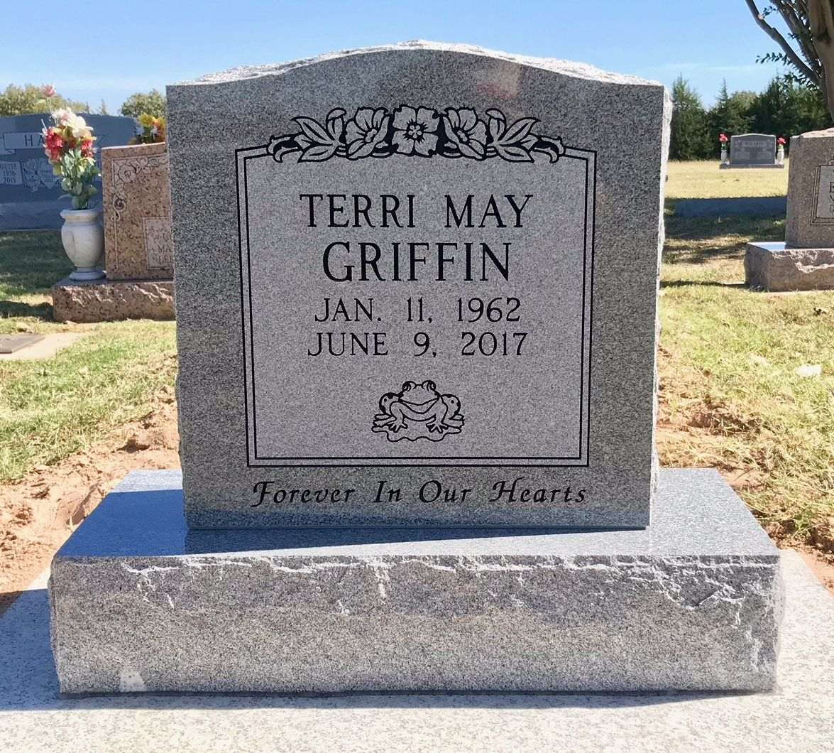 Ga. Gray Upright