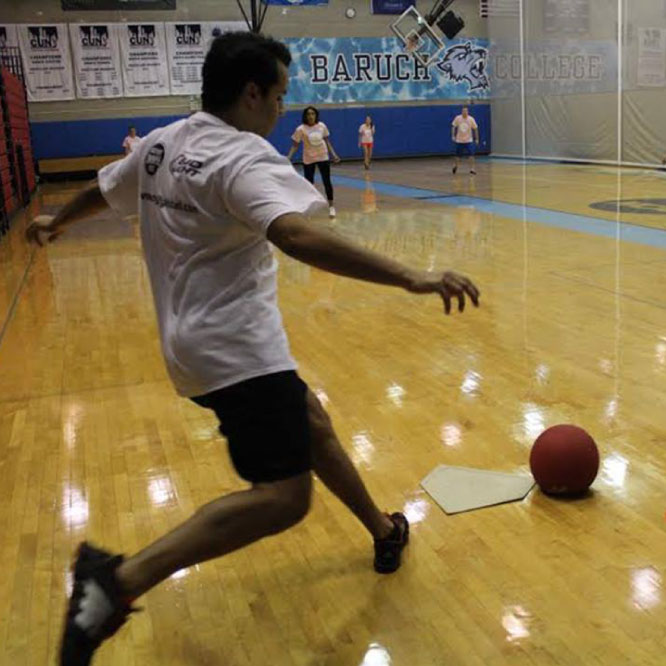 INDOOR KICKBALL - Thursday - Baruch College - SIGN UP TODAY!Begins 7/11