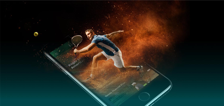 Tennis Channel - Multiplatform Product Set