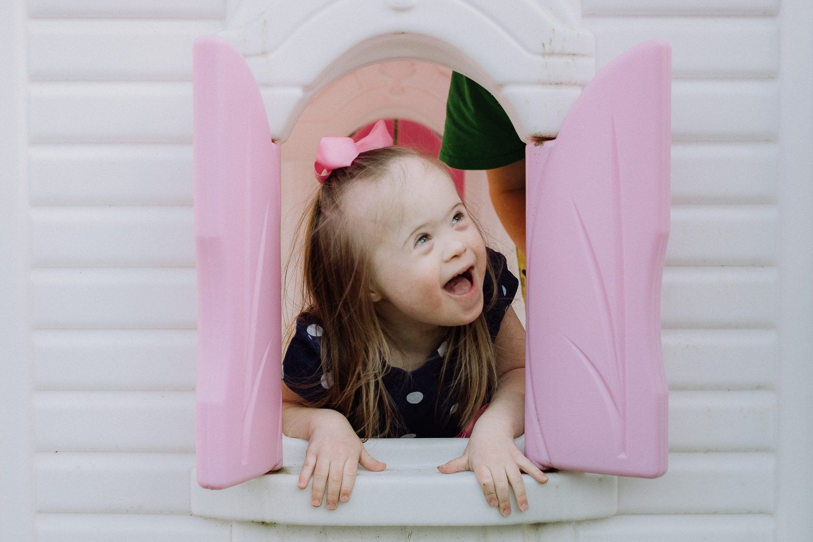 FACT 5 - Many hopeful parents are waiting to adopt a child with DS