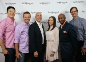 Mike Kim, Brian J. Dixon, Kary,  Amy Schmittauer Landino , Dexter Godfrey and David