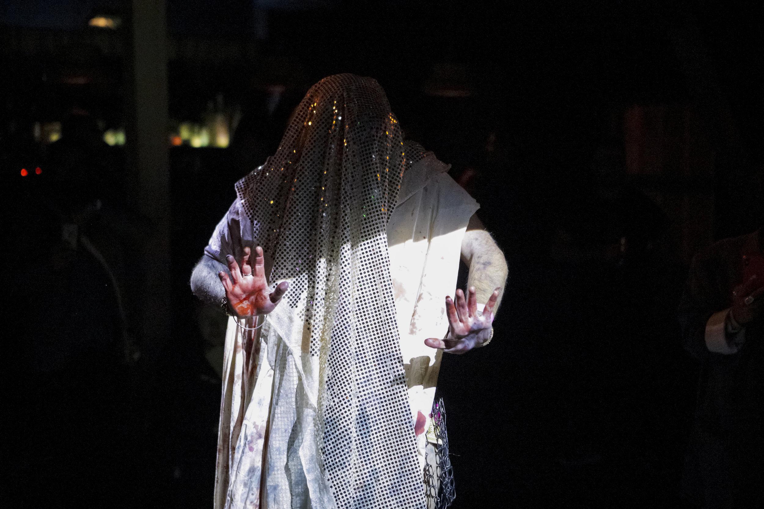 Zulfikar Ali Bhutto / Faluda Islam performing Alif is for Awakening