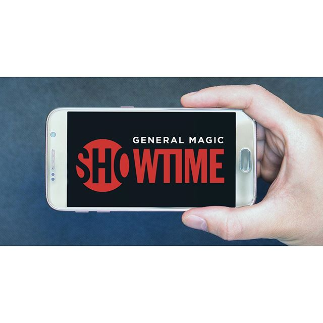 General Magic is available to watch for a limited time on demand through the @showtime network. •  Check it out today and let us know what you think by leaving is a Facebook or @imdb review. Happy viewing 🙂 . . . #generalmagicthemovie #generalmagic #showtime #onlineviewing #ondemand #technology #iphone #femaledirector #apple #android #stevejobs