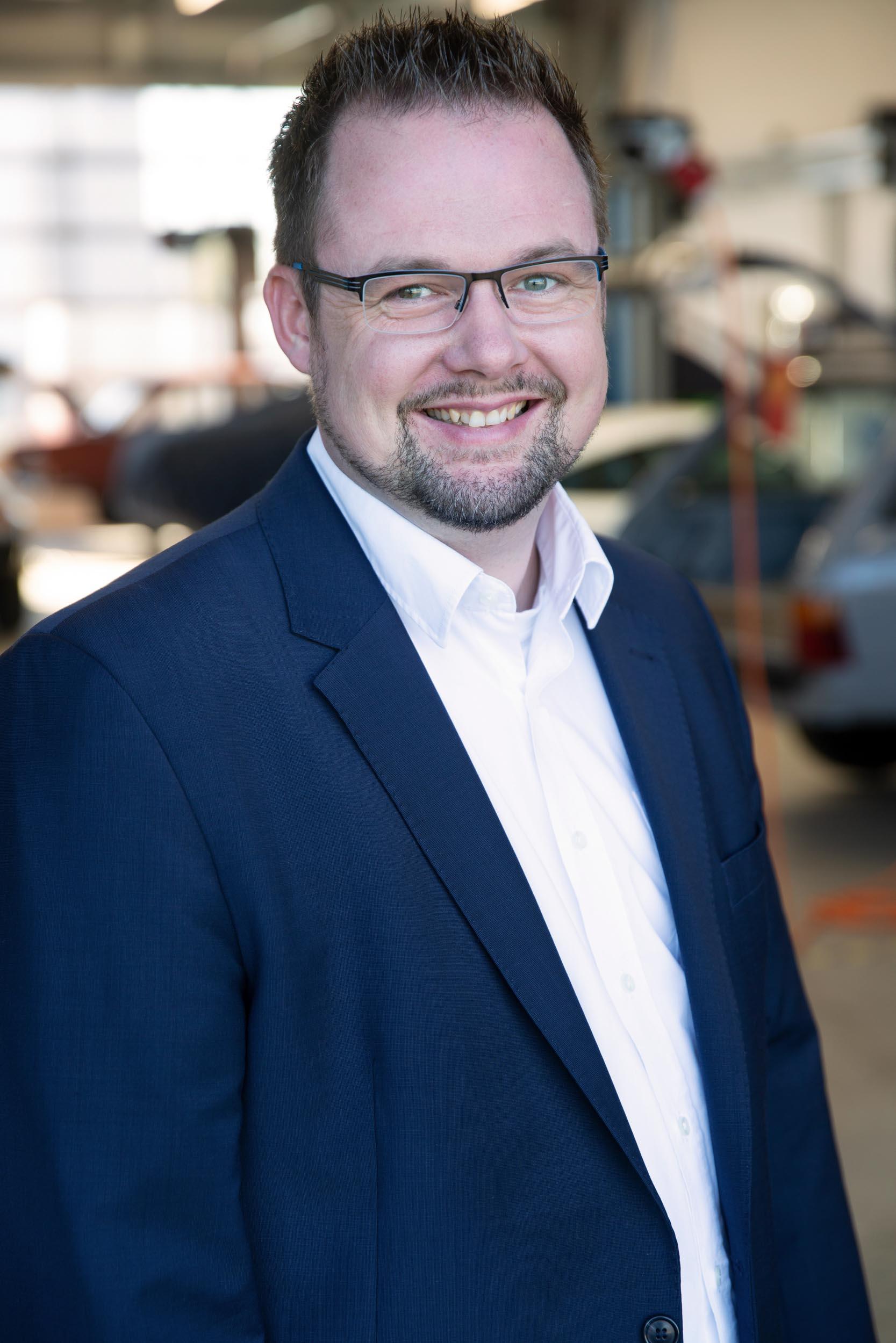 Philip Wagemann | Geschäftsführung  pwa@ecap-mobility.com