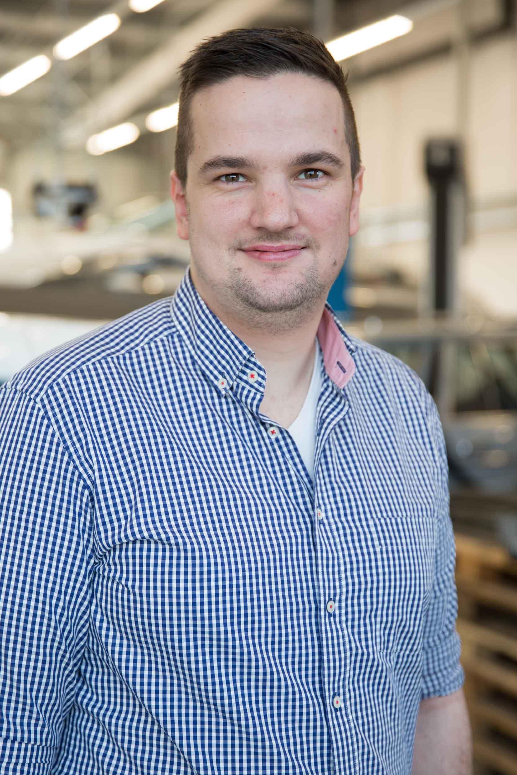 Eike Weiß | Leiter Projekte  ewe@ecap-mobility.com