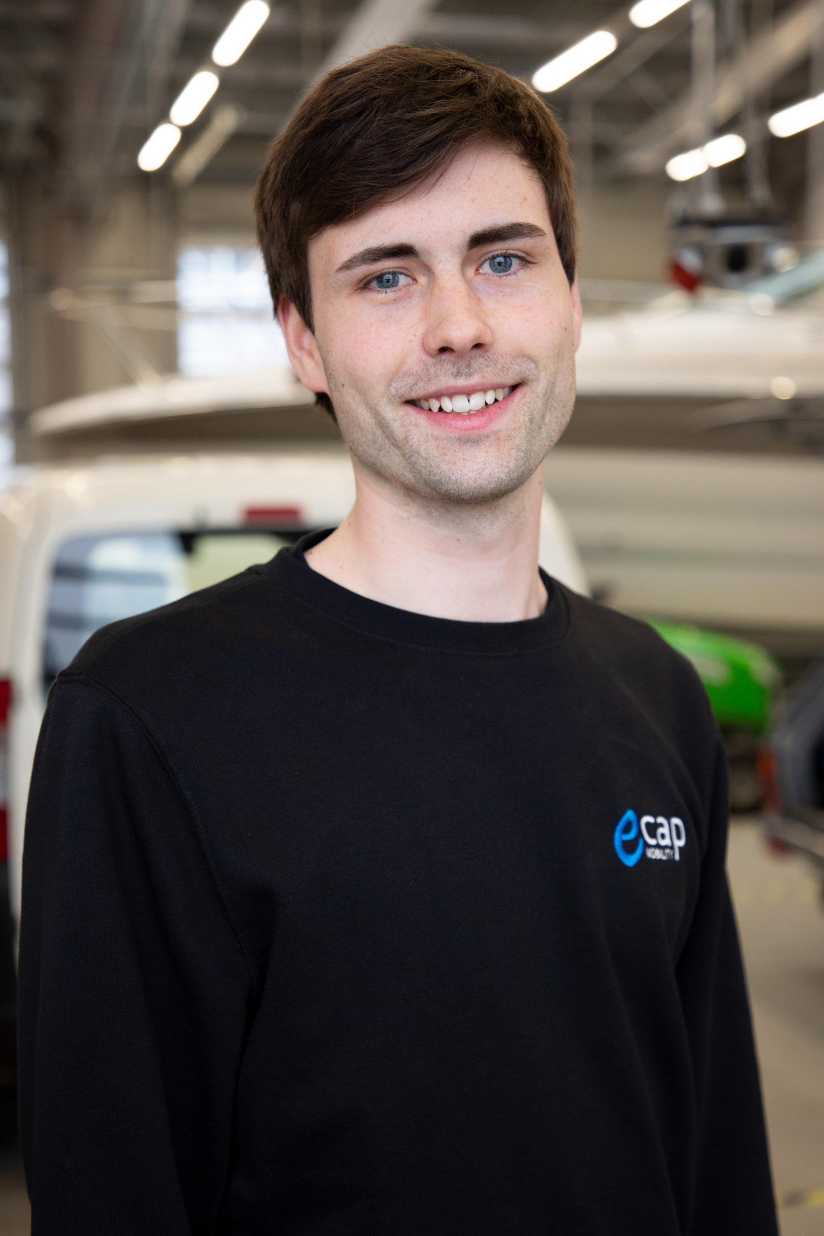 Patrick Bentzen | Projektmanager  pbe@ecap-mobility.com