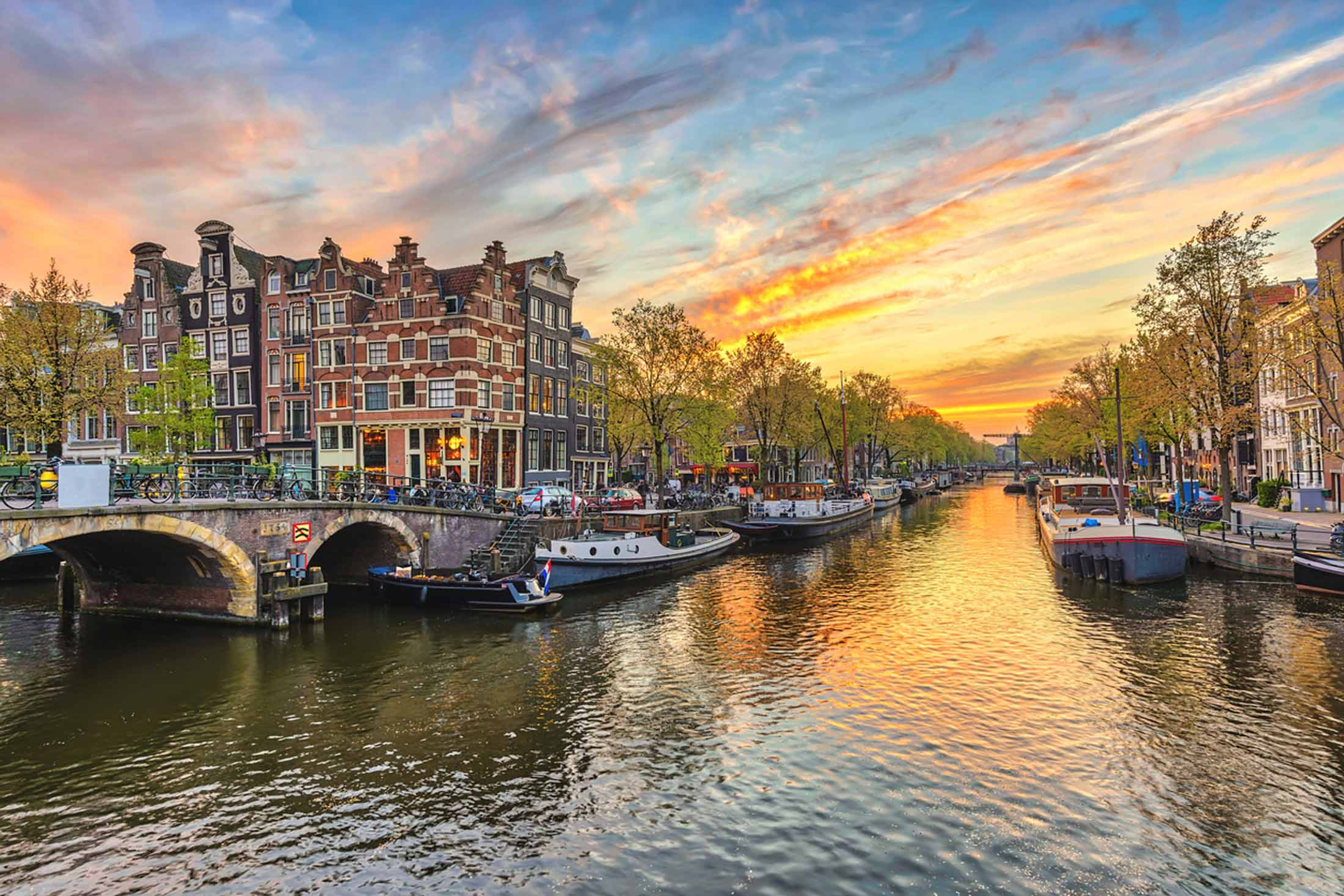Optional: Amsterdam Street Quest on Monday 2nd!
