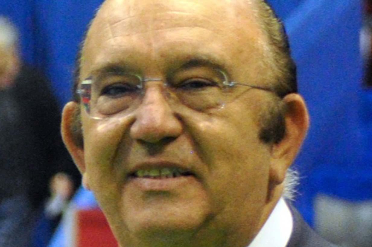 Miguel Díaz, Pdte. de la Real Federación Española de Tenis