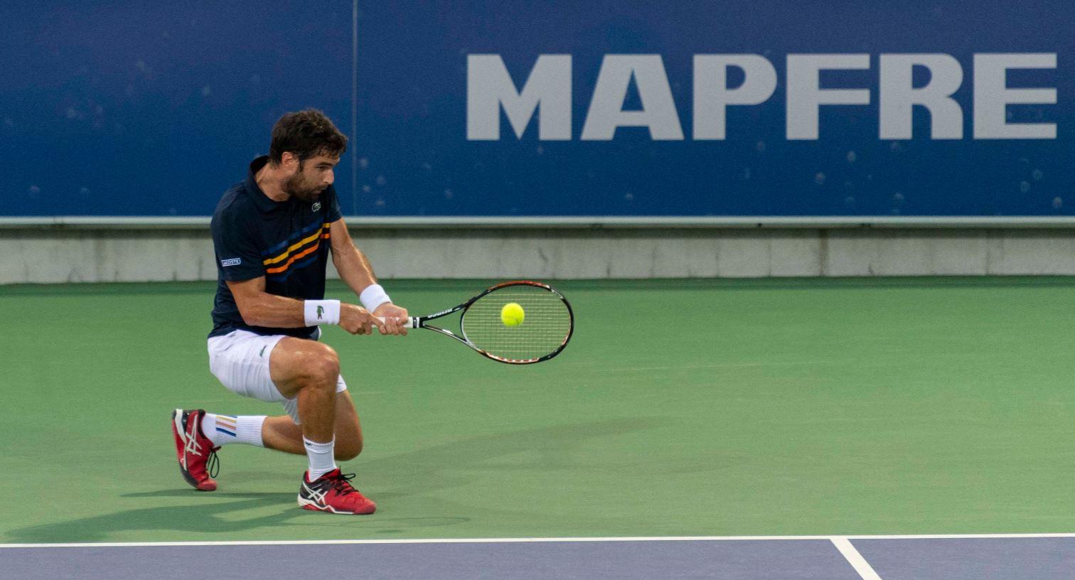 Pablo Andújar en el Rafa Fada Nadal Open