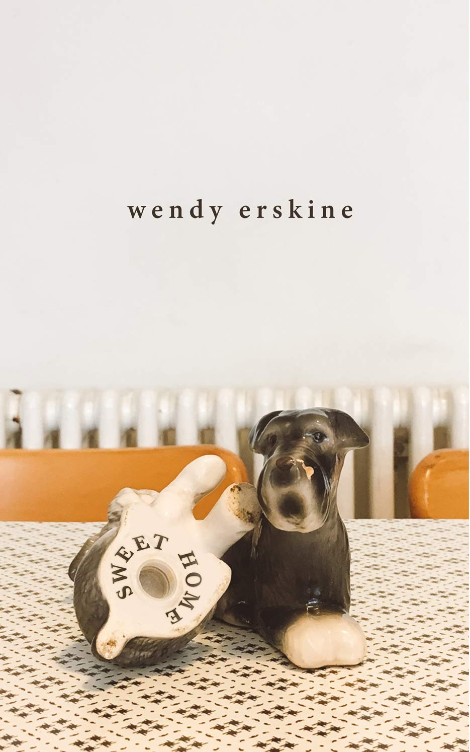 Featured Book 1 - Sweet Home by Wendy Erskine (Picador, 2019)