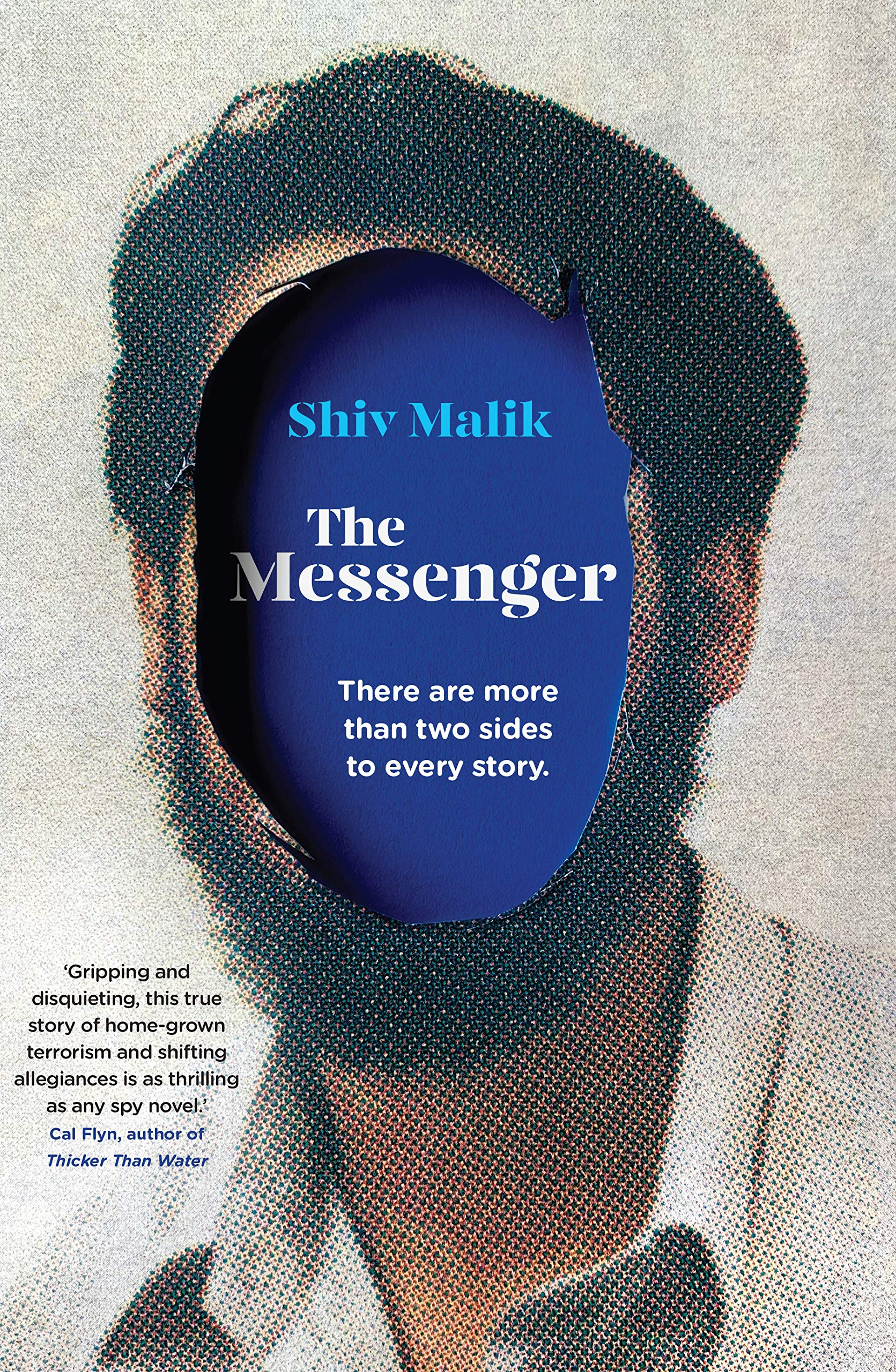 Featured Book - The Messenger by Shiv Malik (Guardian Faber Publishing, 2019)