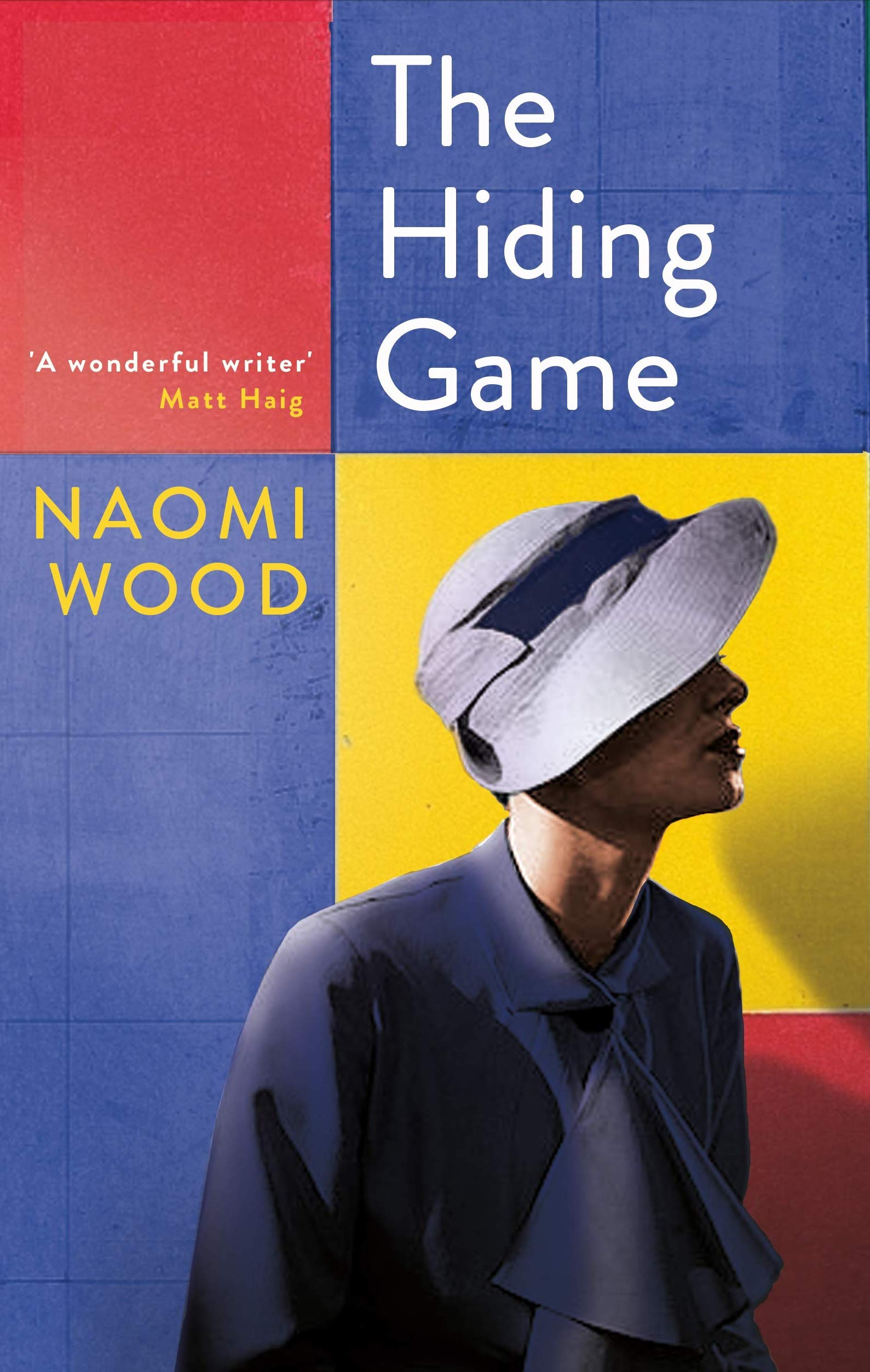Featured Book - The Hiding Game by Naomi Wood (Picador, 2019)