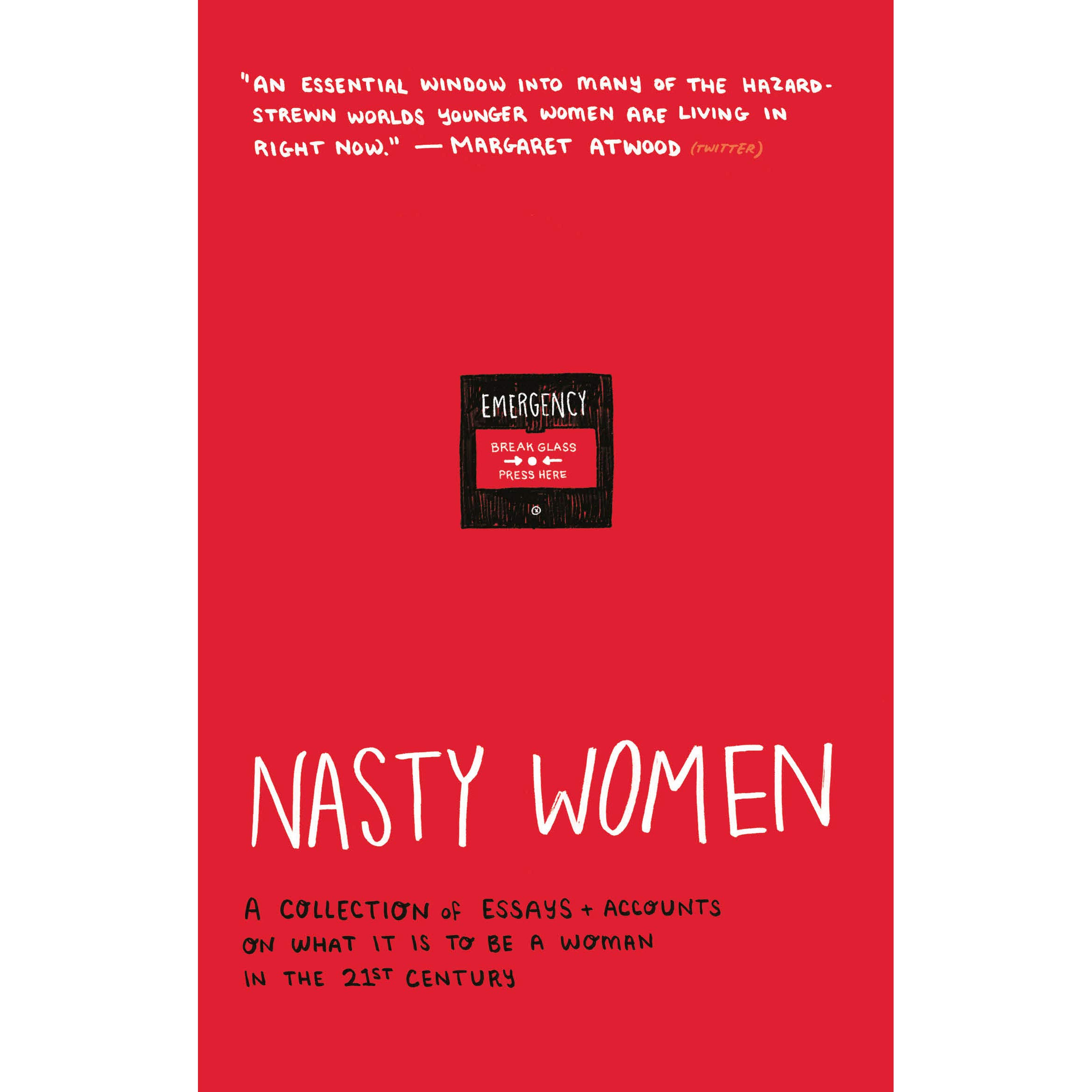 Featured Book - Nasty Women, edited by 404 Ink (404 Ink, 2017)