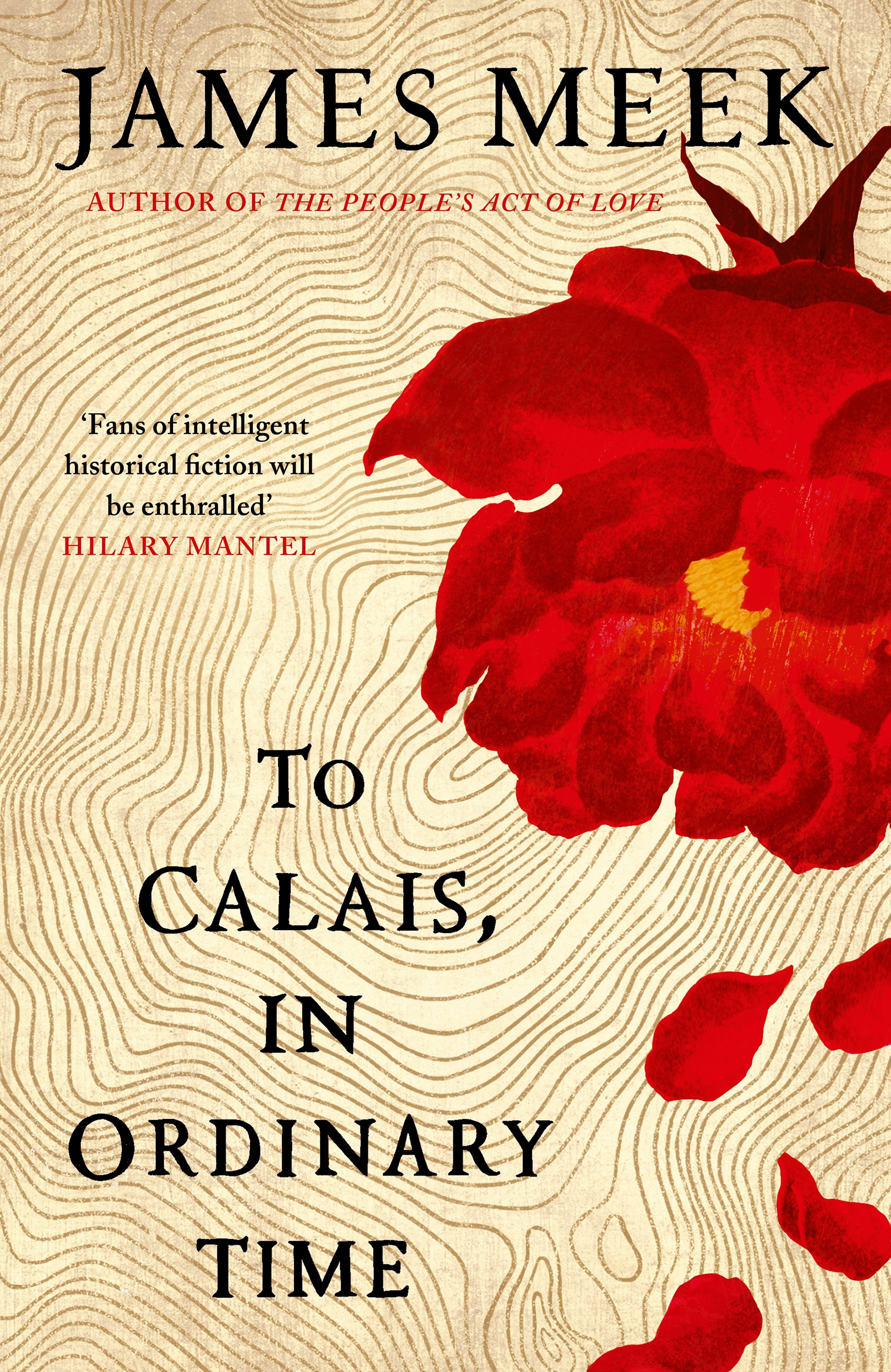 Featured Book - To Calais, In Ordinary Time by James Meek (Canongate, 2019)