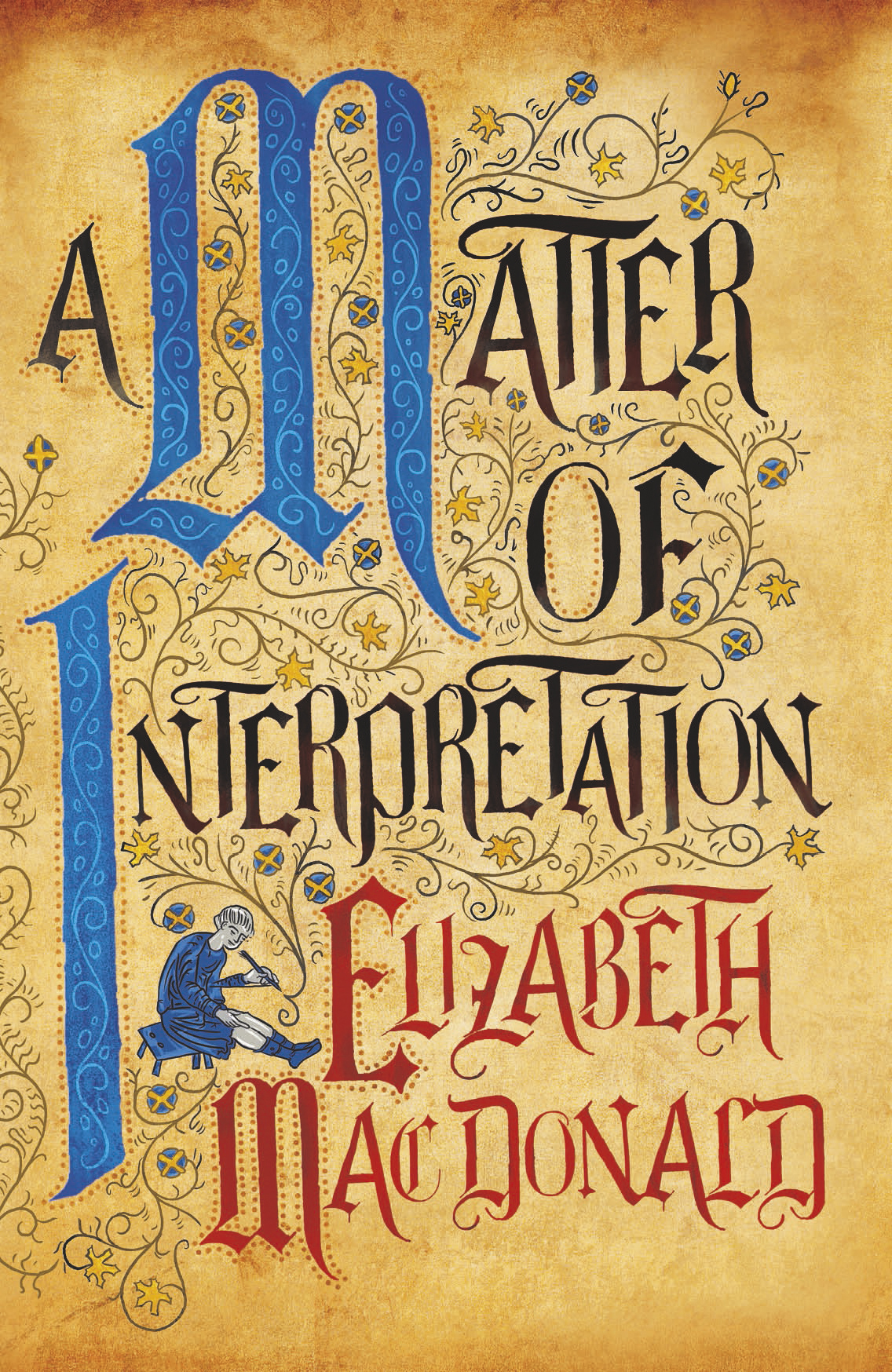 Featured Book - A Matter of Interpretation by Elizabeth Mac Donald (Fairlight Books, 2019)