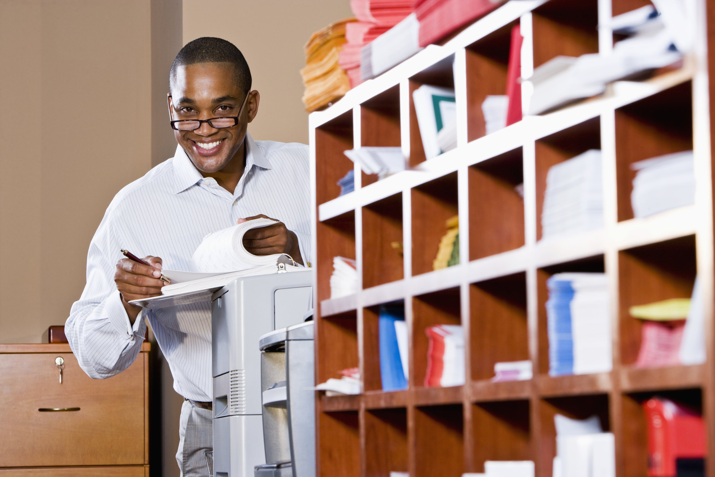 Mail Services - The most important documents within an organization are handled by the Mail Center. Mail and Shipping & Receiving services are at the core of The Millennium Group's Mail Management Services.