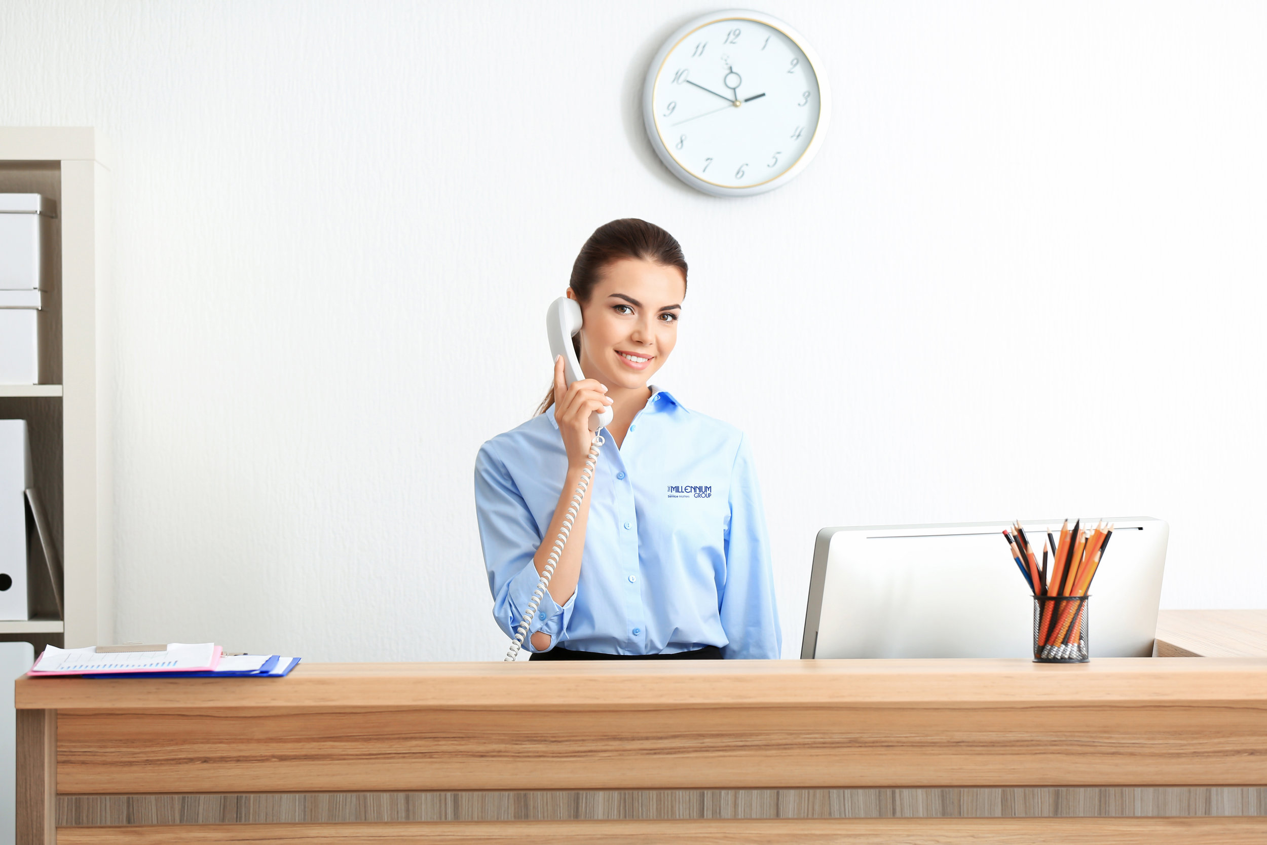 Office Services - Retaining quality professionals, reducing costs, and delivering Where Service Matters are paramount to a successful Office Services partnership.