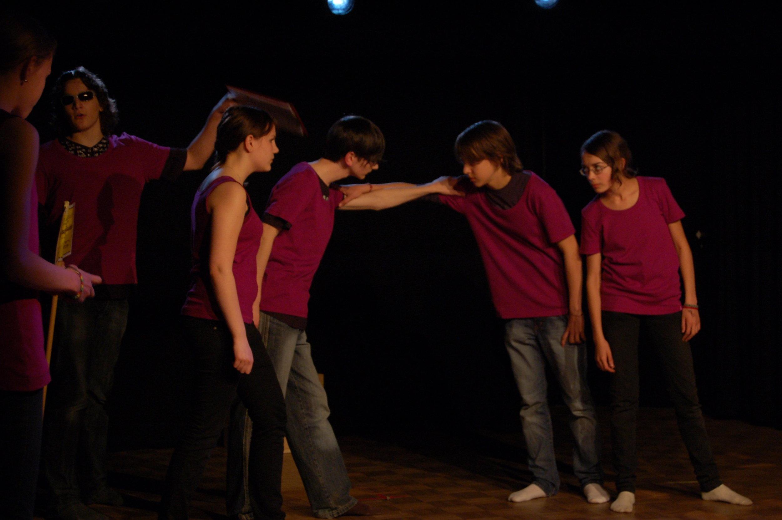 2009 pink Romeo und Julia Sightseeing 01.JPG