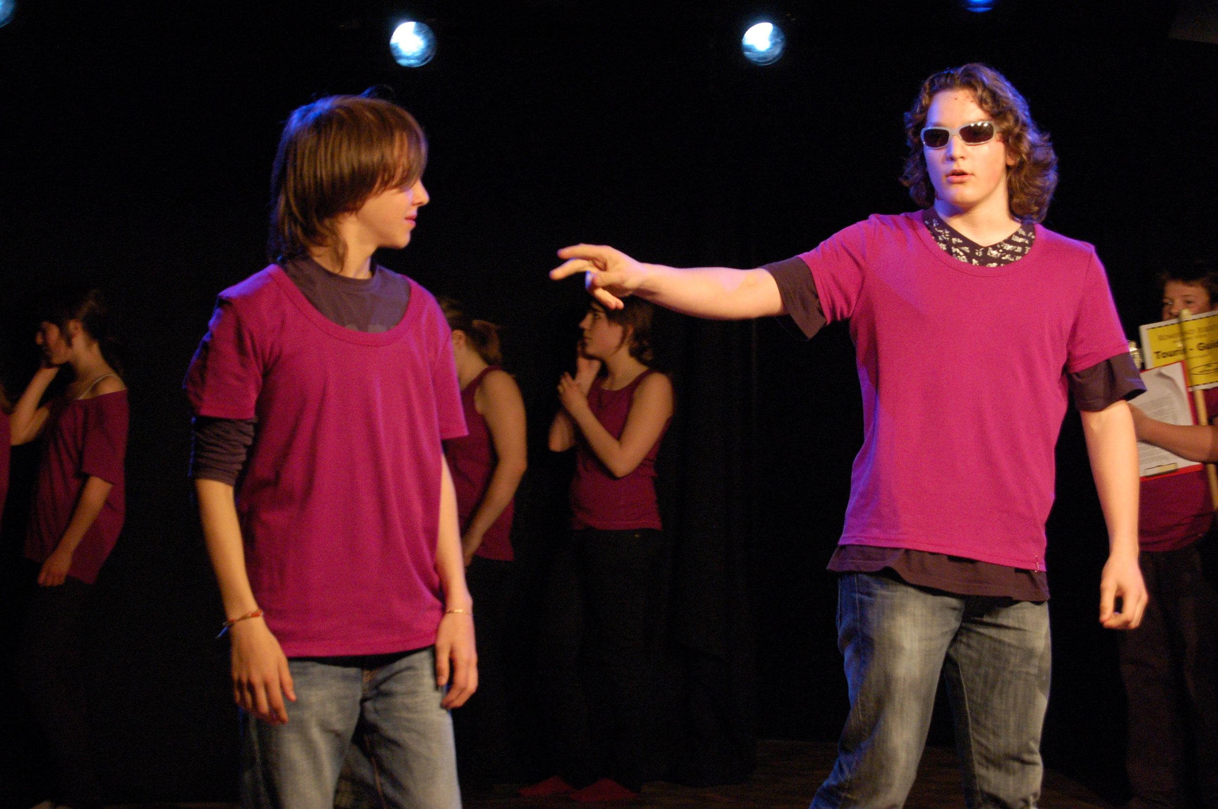 2009 pink Romeo und Julia Sightseeing 04.JPG