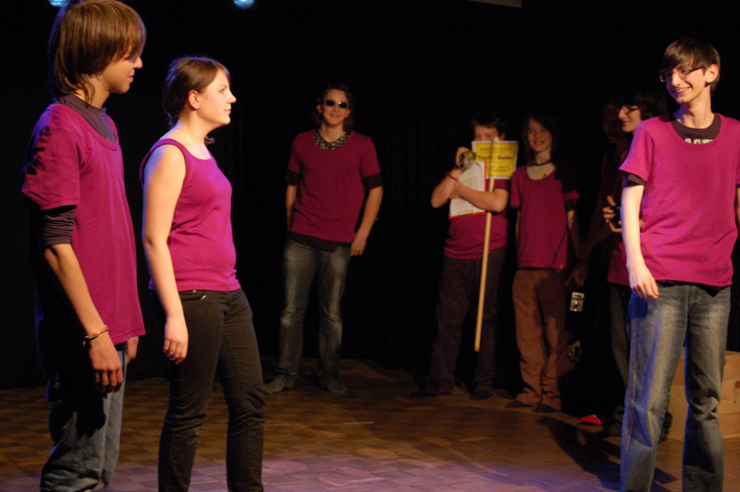 2009 pink Romeo und Julia Sightseeing 05.JPG