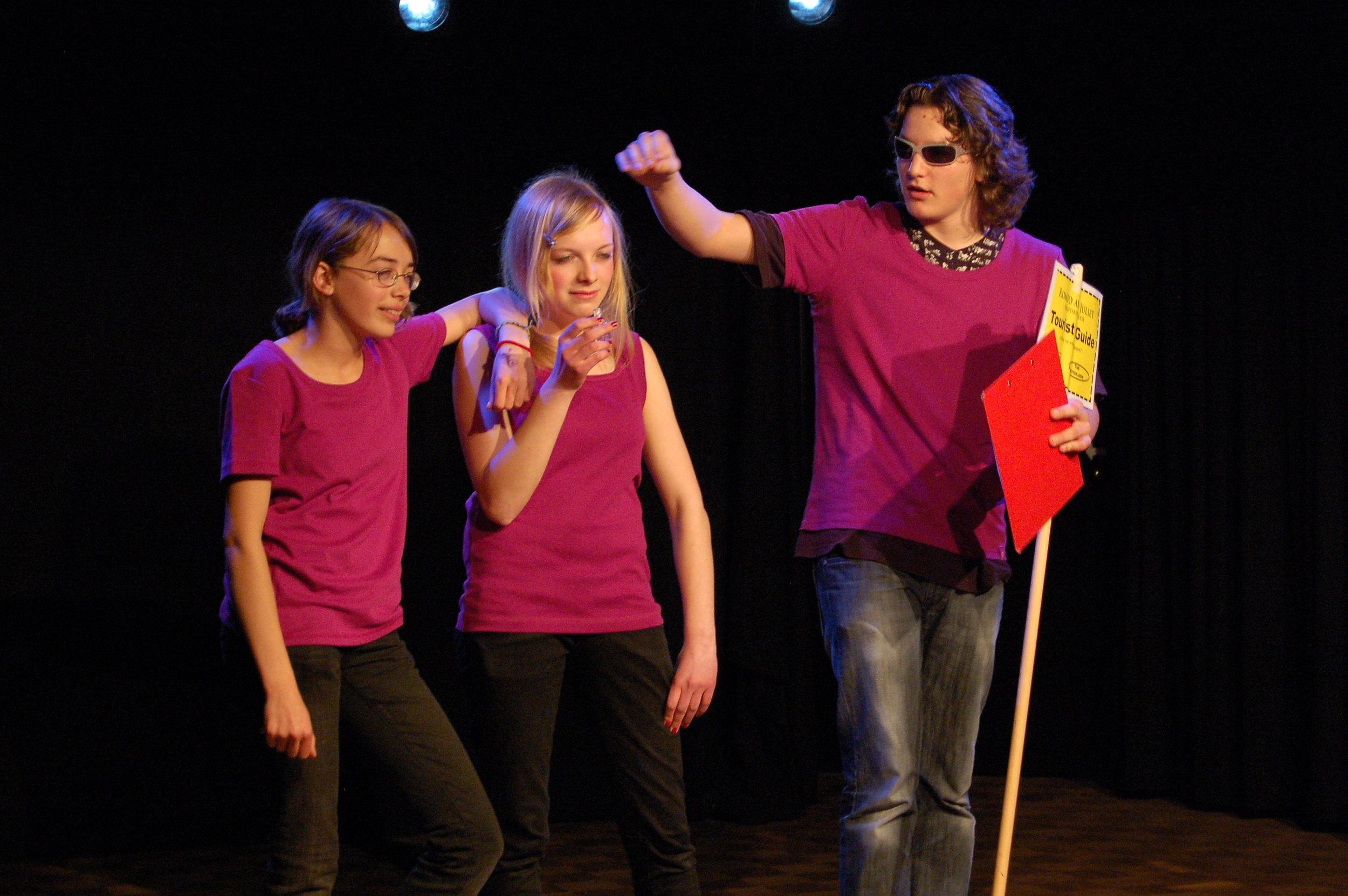 2009 pink Romeo und Julia Sightseeing 10.JPG