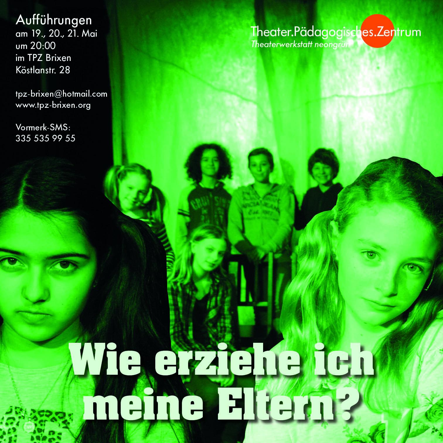2016 neongrün Wie erziehe ich Plakat.jpg