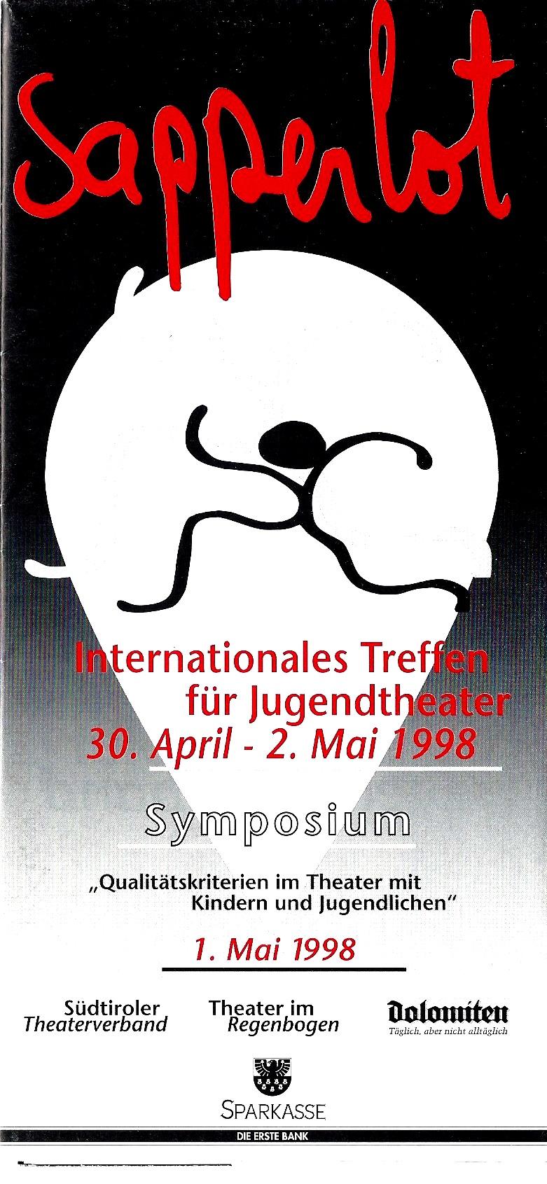 1998 sapperlot Plakat.jpg