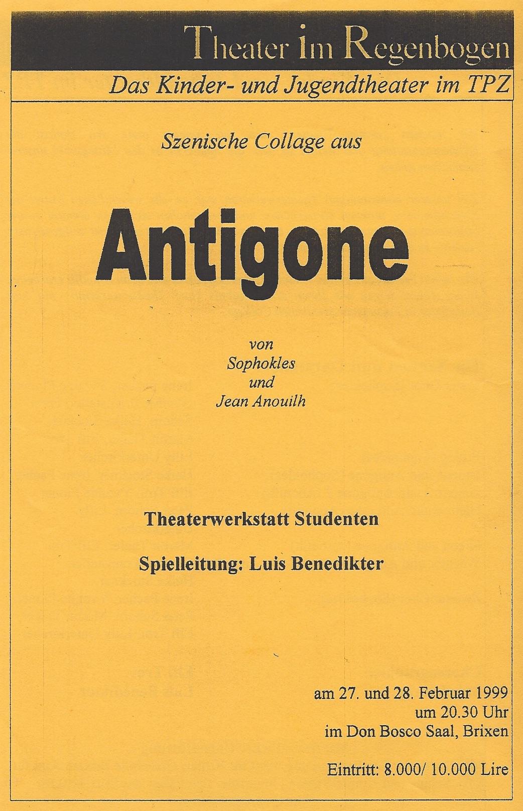 1999 Studenten Antigone.jpg
