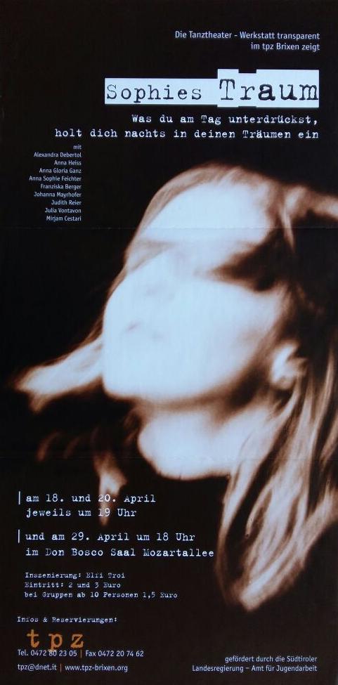 2002 transparent Sophies Traum Plakat.jpg