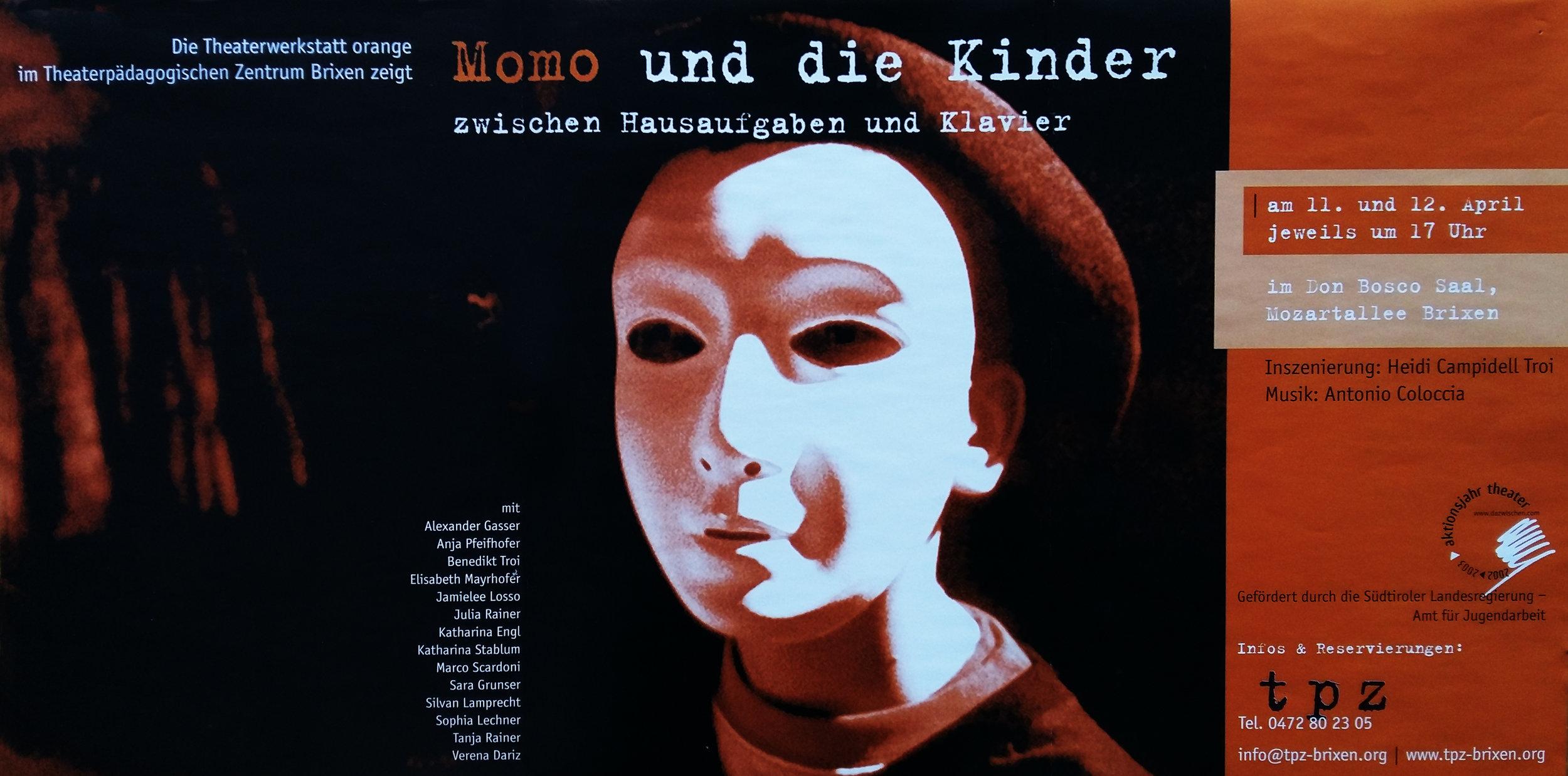 2003 orange Momo Plakat.jpg