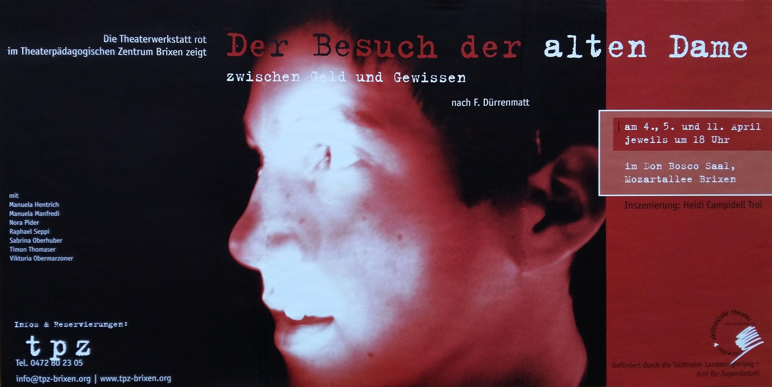 2003 rot Besuch der Alten Dame Plakat.jpg