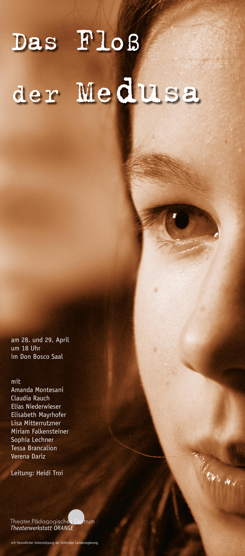 2006 orange Floß der Medusa Plakat.jpg