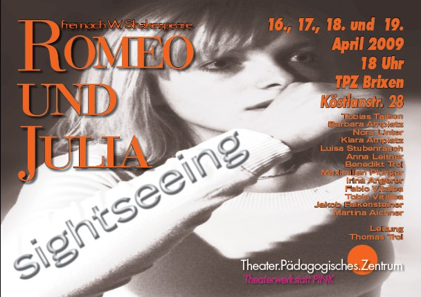 2009 pink Romeo und Julia Plakat.jpg