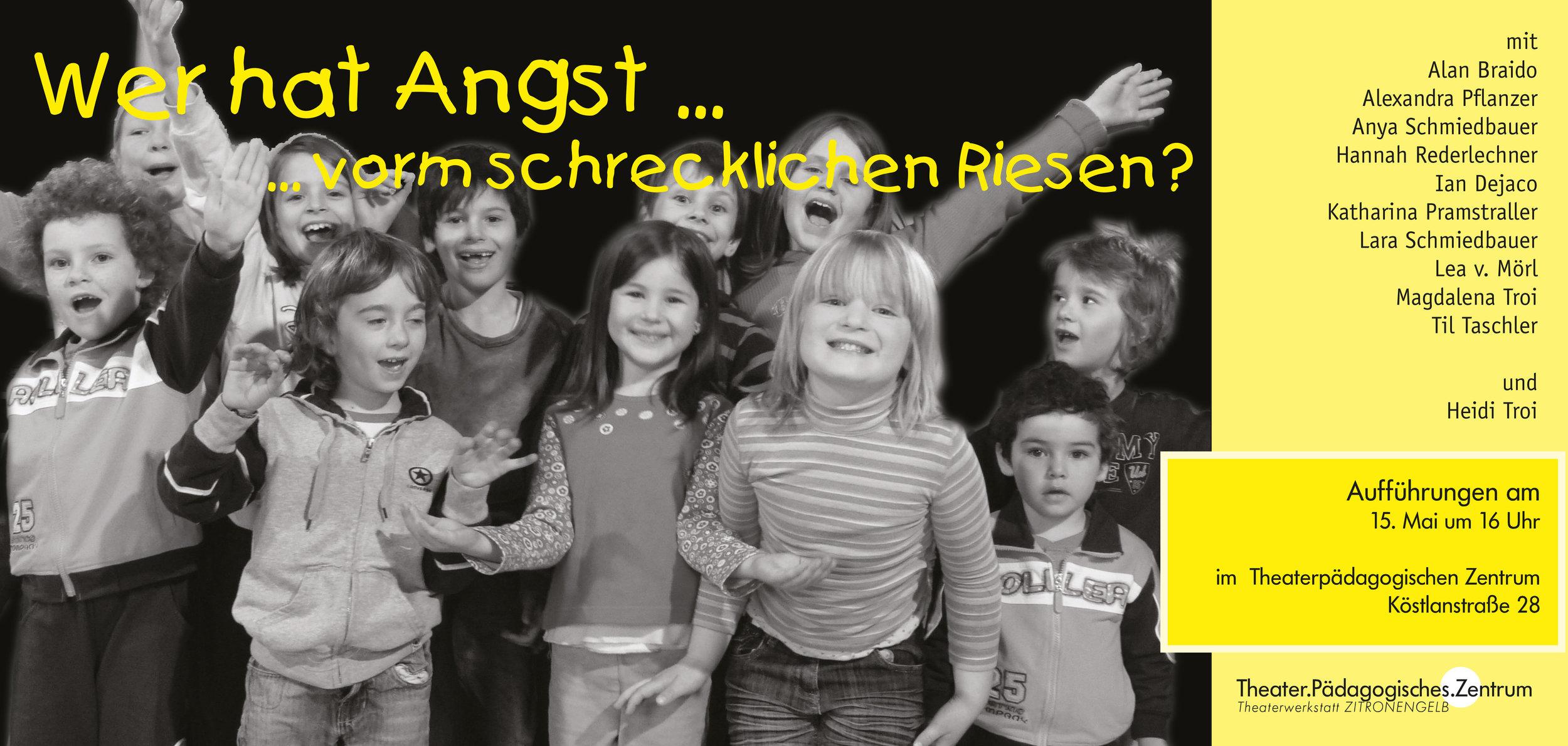 2009 Zitronengelb wer hat Angst Plakat.jpg