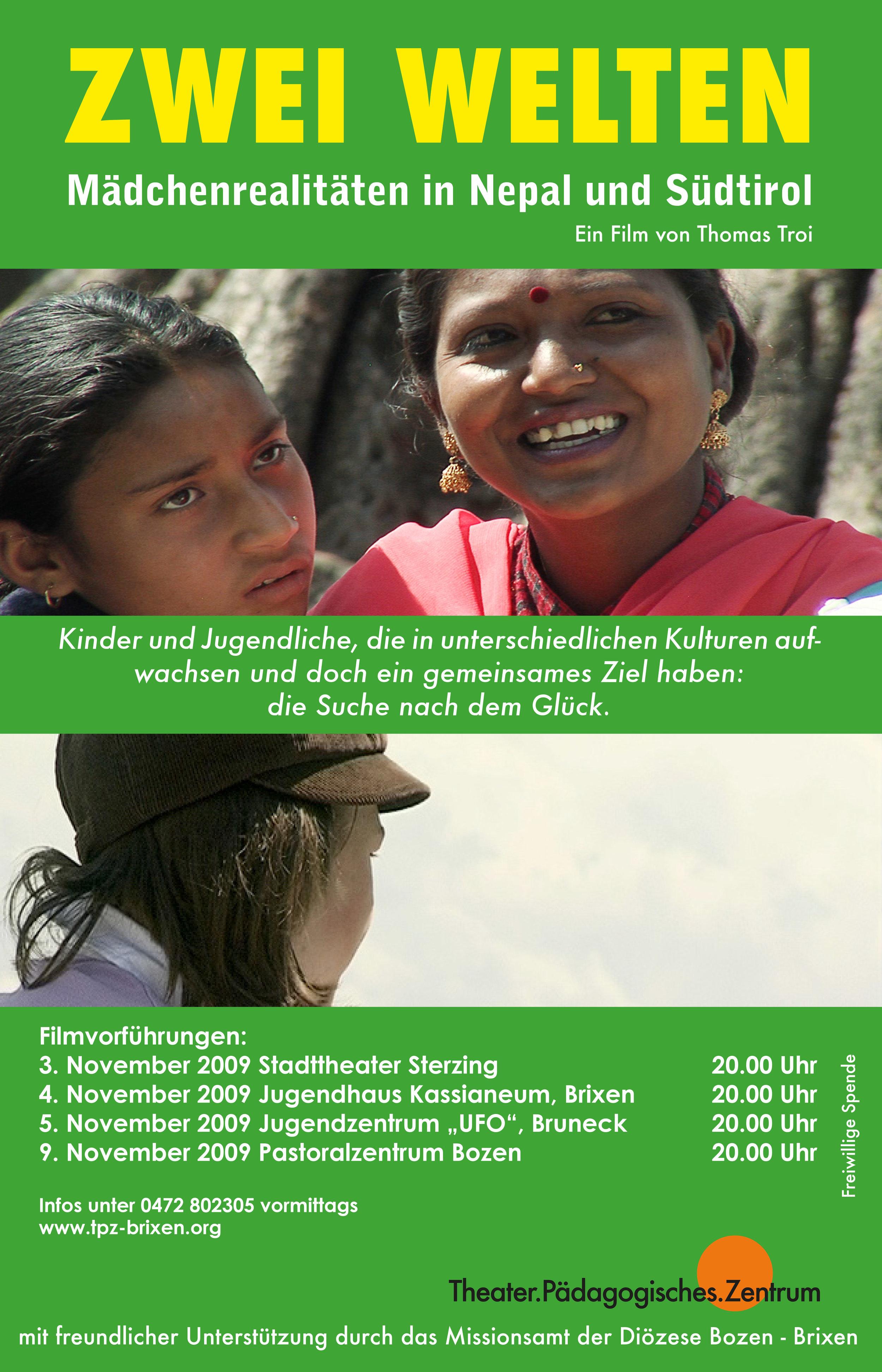 2009 Zwei Welten Plakat.jpg