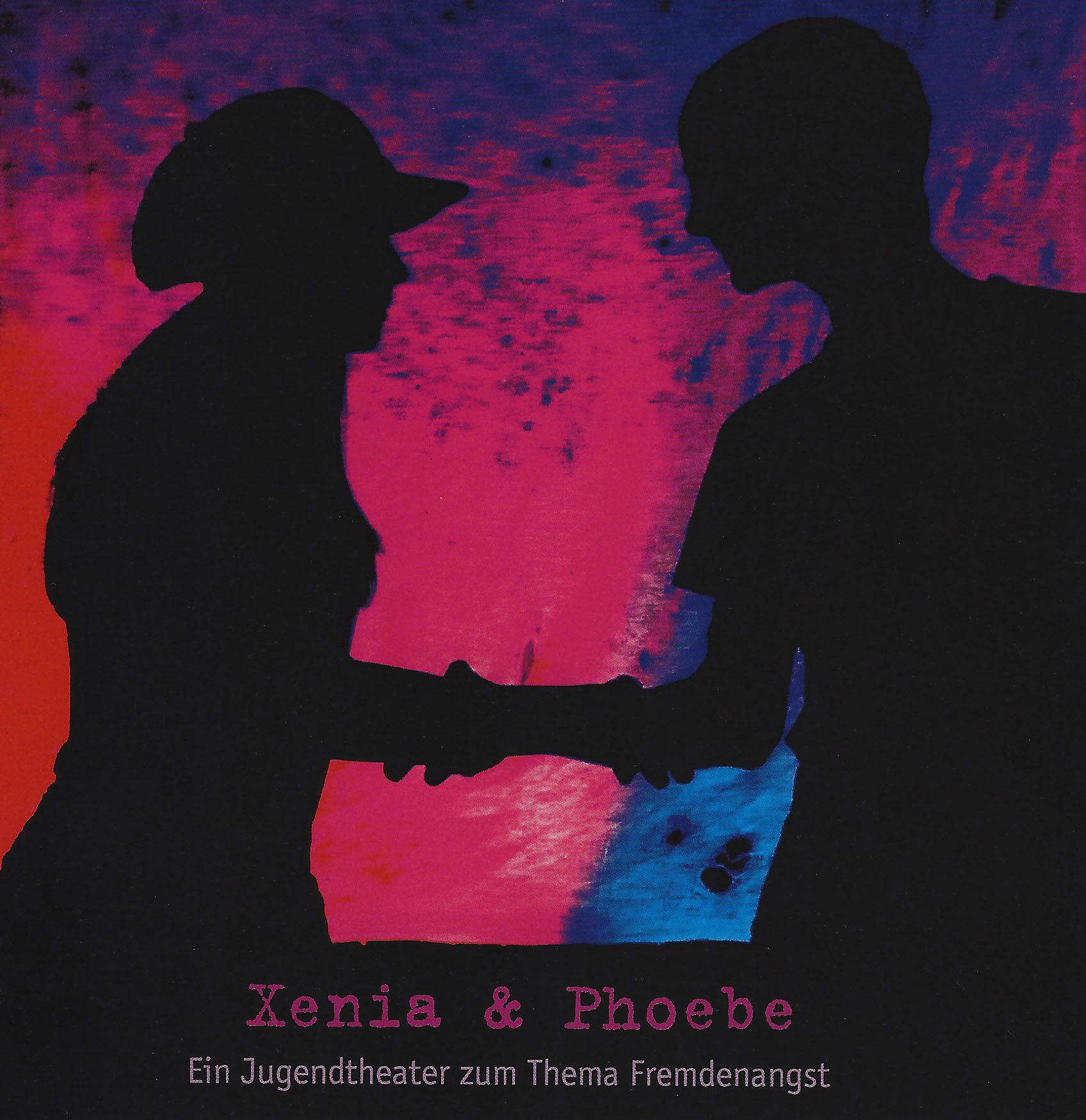 2012 orange Xenia & Phoebe Plakat.jpg