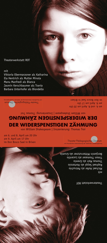 2006 rot Zähmung Plakat.jpg