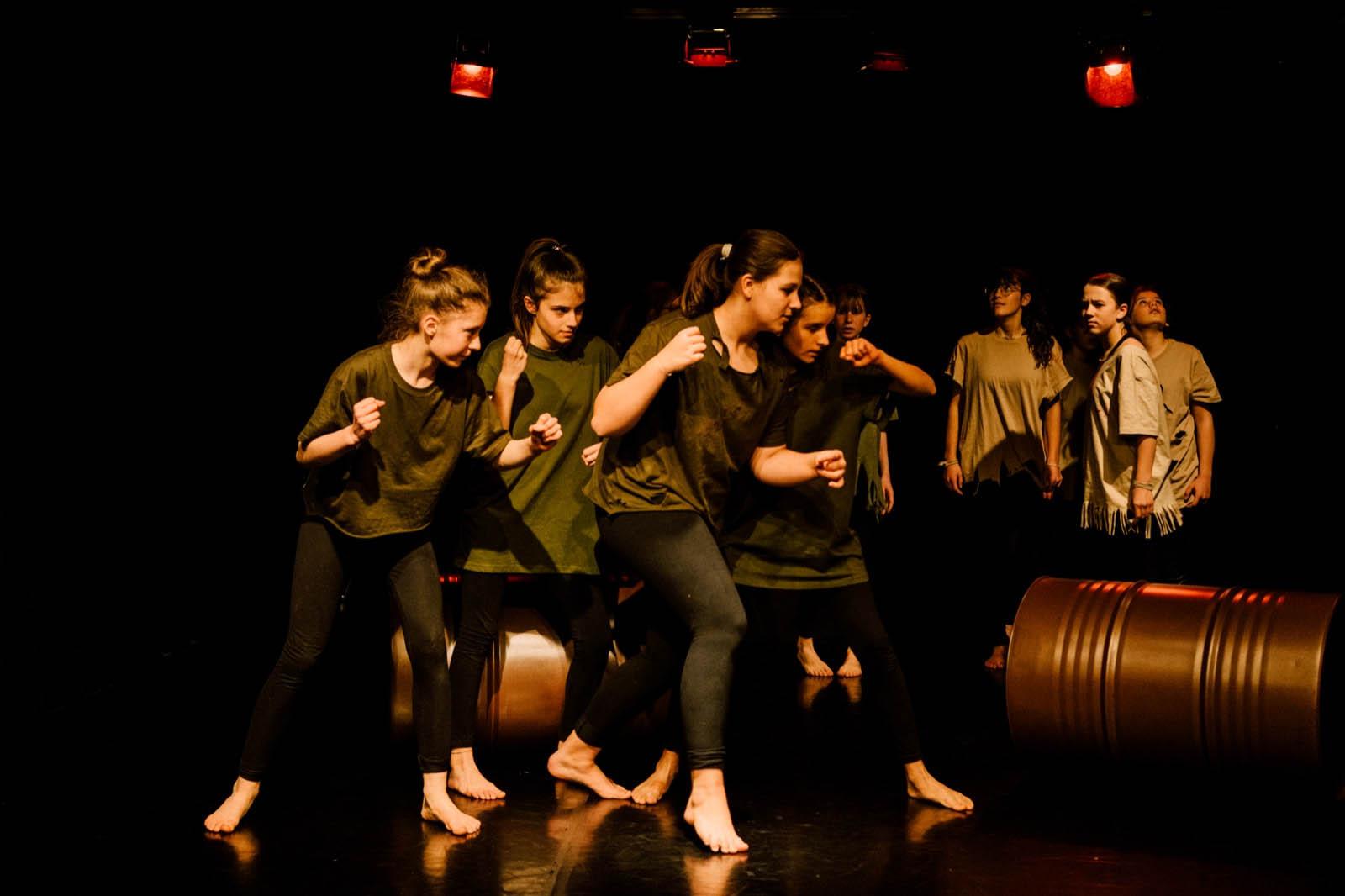 Gestrandet - Theaterwerkstatt ZINNOBER - TPZ Brixen9. Mai um 19:30 Uhr im JUKAS Brixen