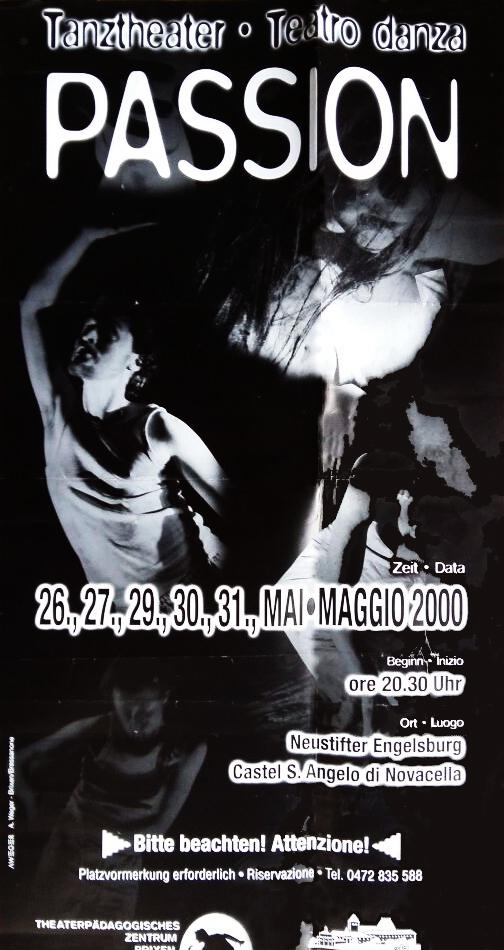 2000 disTanz Passion Plakat.jpg