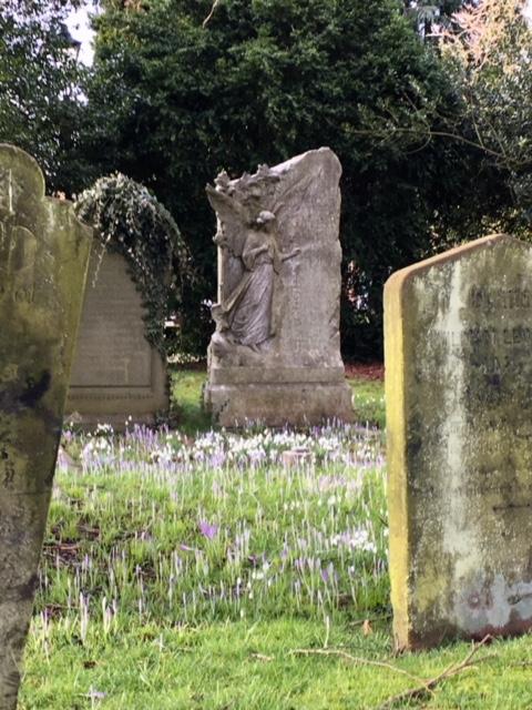 Brewood & Bishops Wood Churchyards -